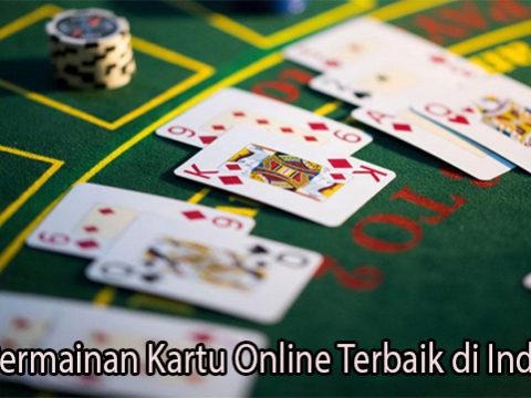 Jenis Permainan Kartu Online Terbaik di Indonesia